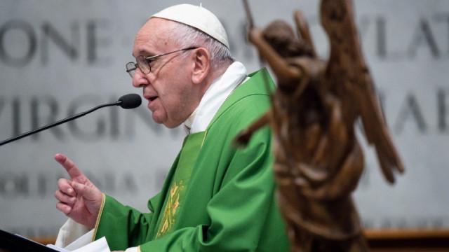 Папата призова САЩ да да избягват насилието и да защитават демокрацията