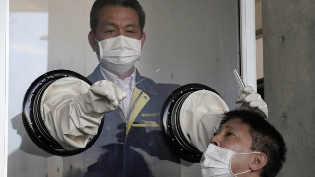 В Япония откриха нов, трети щам на коронавируса
