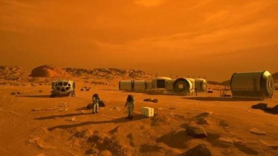 Учени откриха метод за получаване на ракетно гориво на Марс