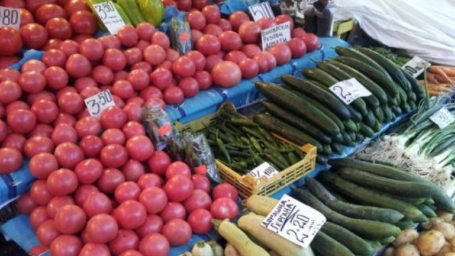 Купуваме все по-скъпи зеленчуци, производството намалява