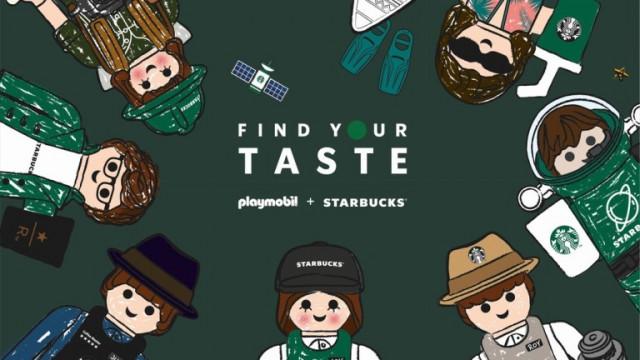 Starbucks, PLAYMOBIL и кои са новите герои за малки и големи