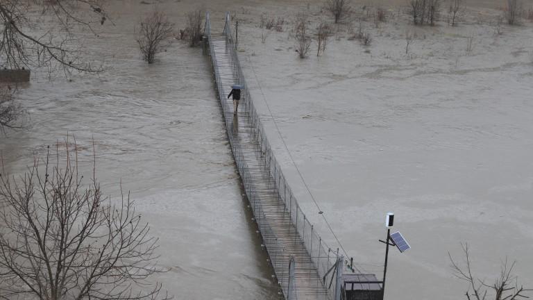 Няма бедстващи хора в област София