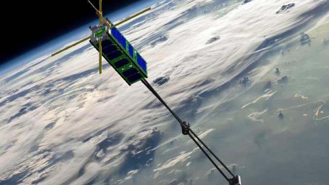 Предстои експеримент със сателит, който използва магнитното поле на Земята, за да остане в орбита