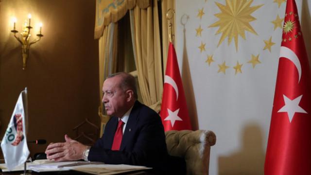 Ердоган иска затопляне на отношенията с ЕС