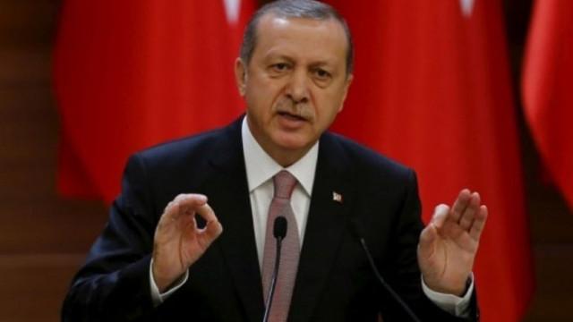 Ердоган отвори собствен канал в платформата Телеграм