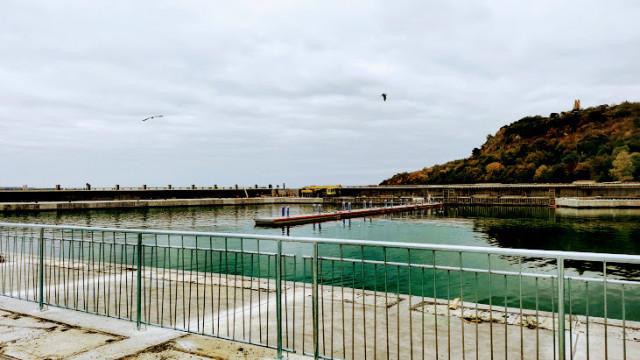 """Рибарското пристанище """"Карантината"""" в Аспарухово вече е въведено в експлоатация"""