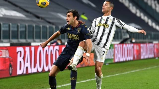 Кристиано Роналдо: Целта е постигната