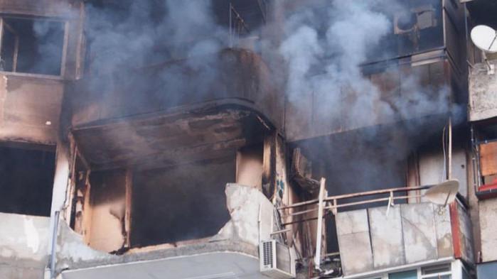 След взрива в блок 302 във  Варна: Съседи не дават събраните дарения на собственичката