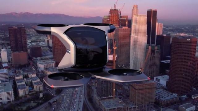 General Motors, CES 2021 и летящият автономен Cadillac на компанията