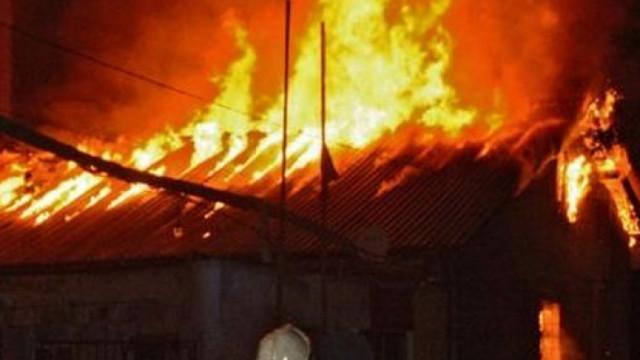 Запалили се сажди в комин оставиха семейство без покрив в с. Долен Близнак