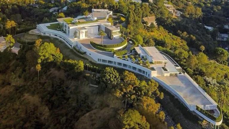 Най-голямата и скъпа къща в света