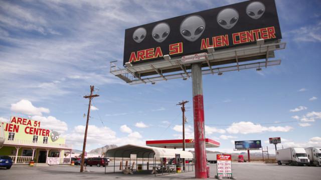 """Разсекретени """"досиета Х"""" на ЦРУ разкриват разказ за контакт с извънземни"""