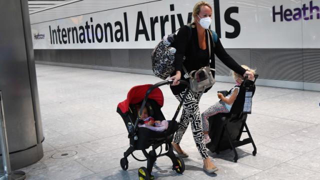 Коронавирус: Британия забранява пътувания от цяла Южна Америка, Панама и Португалия