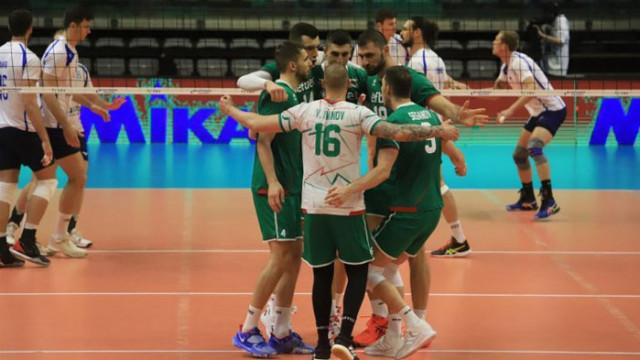 България с категорична победа срещу Израел