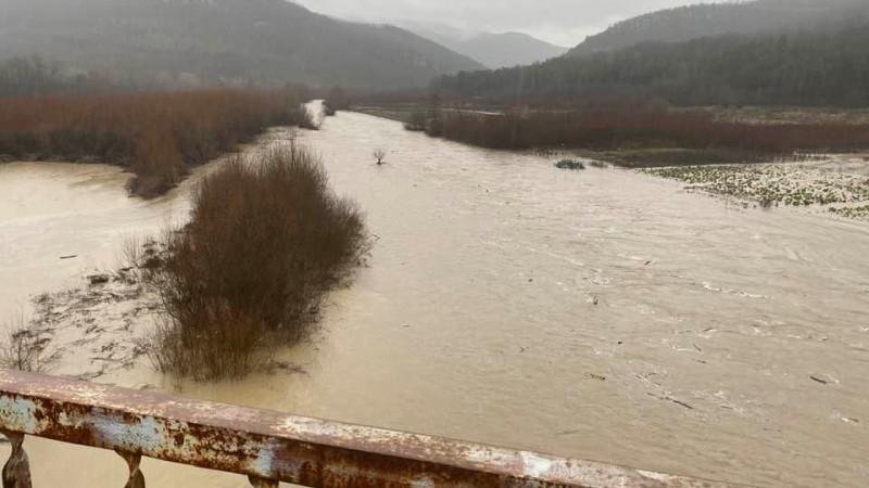 Река Луда Камчия преля, язовир Цонево започна да се пълни