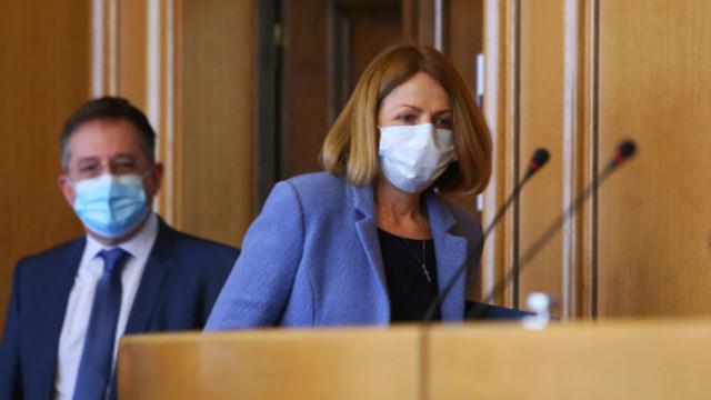 Фандъкова представи по-голям бюджет на София за 2021 г.