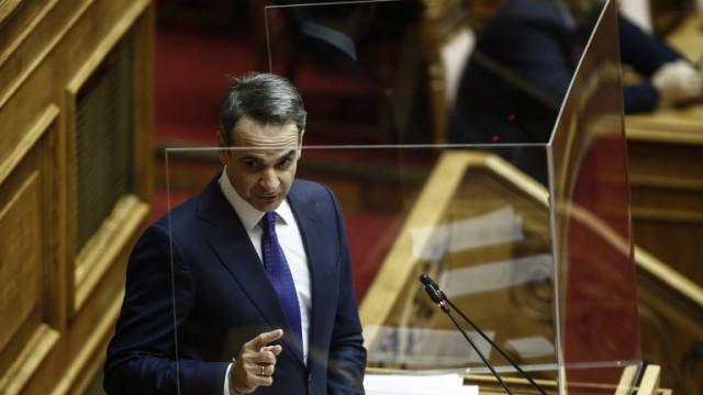 Гърция увеличава глобите за нарушаване на коронавирус мерките до €500