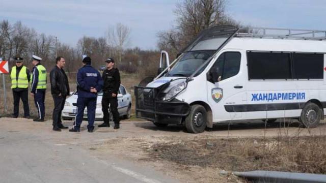 Mащабна специализирана полицейска операция срещу битовата престъпност в село Секулово