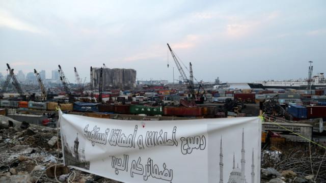 Сирийска следа във взрива на пристанището на Бейрут