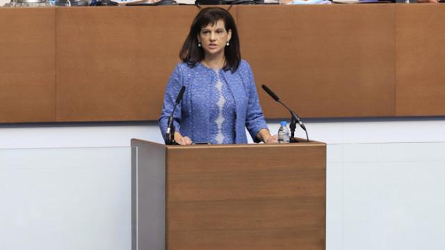 Дариткова: Изборите трябва да се проведат по действащите правила