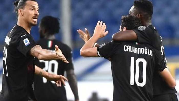 Ибрахимович върна Милан на върха в Серия А