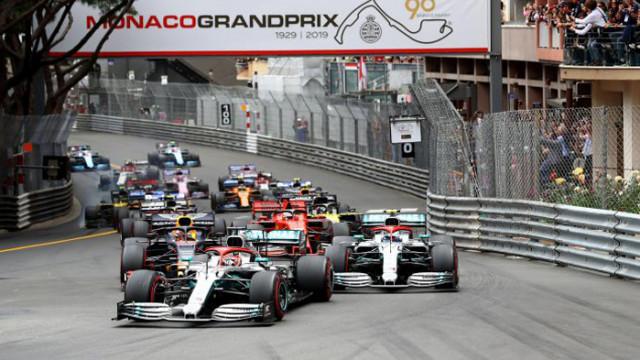 Потвърдиха провеждането на Гран При на Монако
