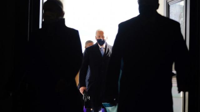 Джо Байдън полага клетва: Днес е нов ден за Америка