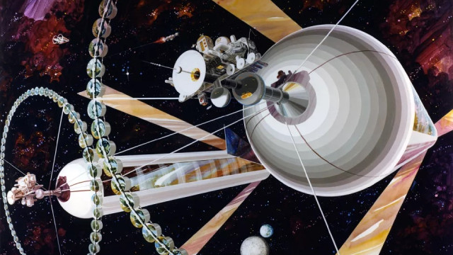 Алтернативата на колонизацията на Марс е колония в пояса на астероидите