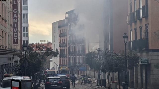 Няма данни за пострадали български при експлозията в Мадрид
