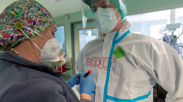 Испания счупи рекорда за заразени с коронавируса