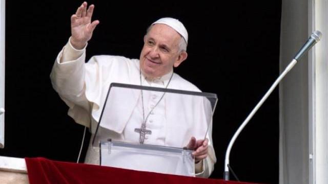 """Папата призовава Байдън да насърчава """"помирение и мир"""""""