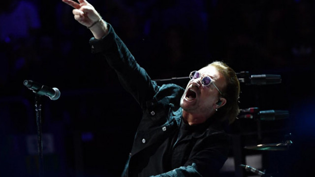 """Боно от """"U2"""" с пламенно приветствие към новия президент на САЩ"""