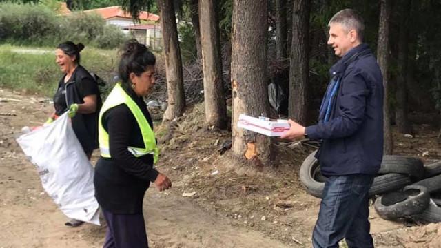 Кметът  на Аспарухово: Кварталът е сериозно предизвикателство и заслужава да се развива