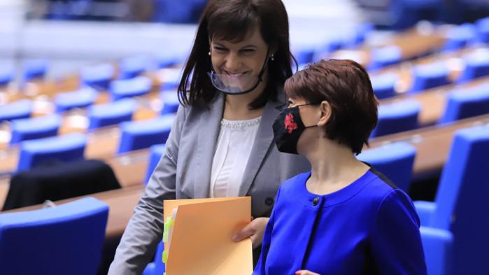 Депутатите изпратиха ЦИК на консултации с щаба за избори по време на пандемия