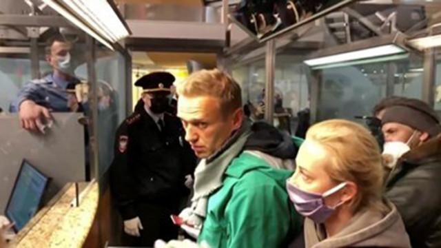 Говорителката на Навални беше осъдена на девет дни затвор
