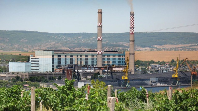 ТЕЦ-Варна започна работа, компенсира аварийното спиране на Пети блок в АЕЦ-а