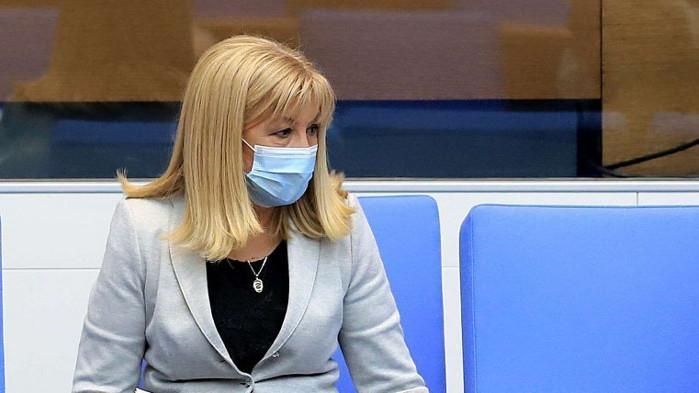 Аврамова: Ремонтът на Златишкия проход е на етап разглеждане на оферти за изпълнител