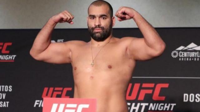 Багата подписа нов договор с UFC