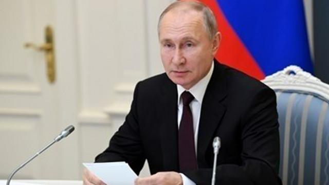 Путин изрази съболезнования по повод смъртта на Лари Кинг