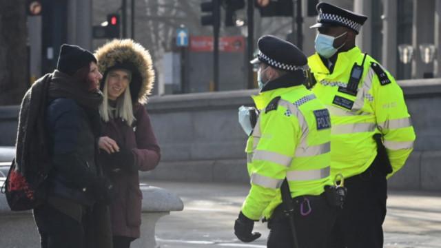 Британия отчете 33 552 нови случая и 1348 смъртни случая