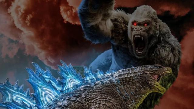 """""""Годзила срещу Конг"""" и първи трейлър на филма"""