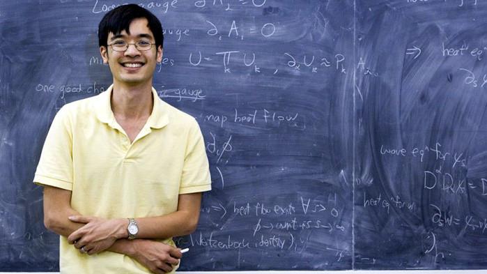Математик с Филдсов медал с голям пробив в доказателството на хипотезата на акад. Сендов