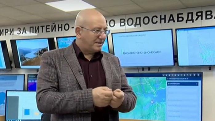 Емил Димитров: Във всички язовири има вода за поне 1 г.