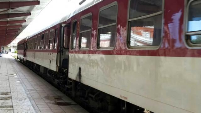 Влаковете на БДЖ - на възраст 30 години