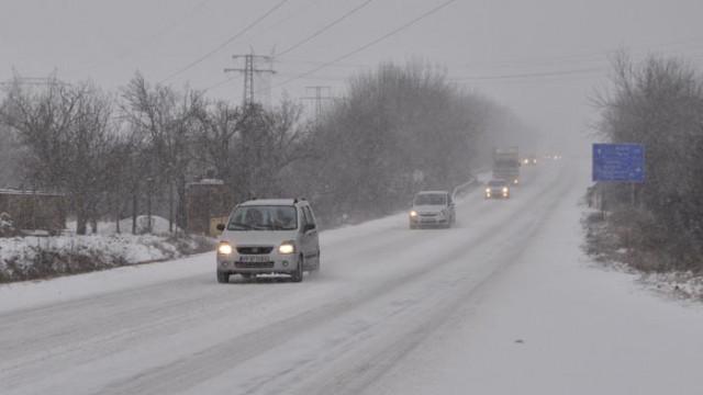 Община Суворово обяви бедствено положение заради снега