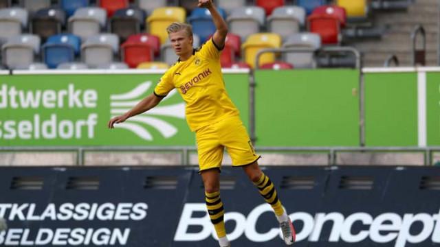 Холанд отложи празненствата в Байерн след късен гол срещу Фортуна