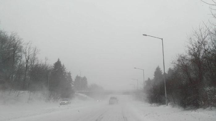 Актуална пътна обстановка във Варненска област
