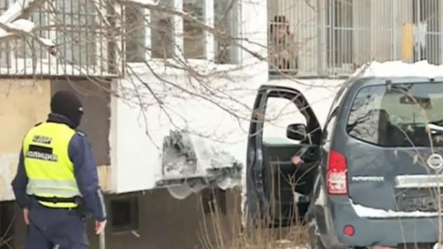 Шофьорът, който се заби в блок с джипа си, бил пиян