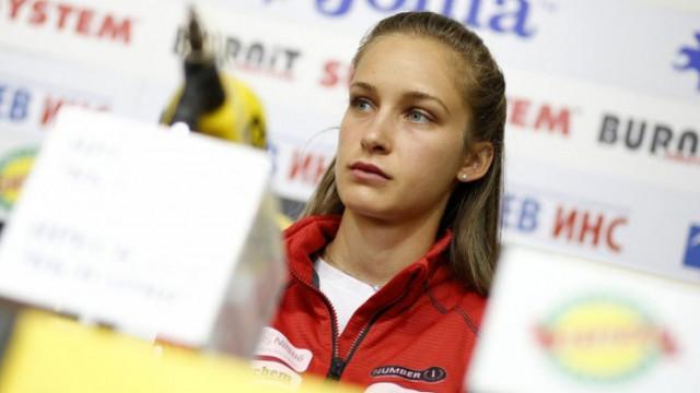 Милена Тодорова завърши 11-а на Европейското по биатлон