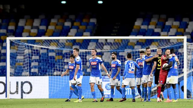 122-ият гол на Мертенс за Наполи прати тима на финал за Купата на Италия